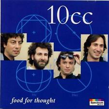 10cc : Food for Thought CD (1993)