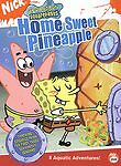 Spongebob Squarepants - Home Sweet Pineapple - Box & Dvd Only- Tested plays good