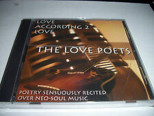 New Sealed Love According 2 Love The Love Poets Poetry Neo-Soul Music