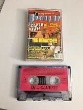DJ CLUE Cluemanatti Pt. II Boxing 97 The Rematch NYC Hip Hop Mixtape Cassette