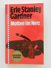 Erle Stanley Gardner Motten im Nerz Perry Mason Roman Krimi Kaiser Verlag