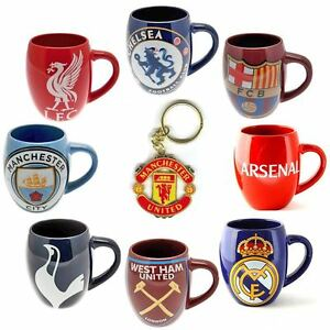 Tea Tub Ceramic MUG Official Football Club Gift
