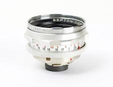 Voigtlander Septon 2/50mm f/2.0 50mm DKL mount Ultramatic Bessamatic No.6749386