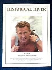 Sea Hunt-Lloyd Bridges-Historical Diver Magazine-Vintage Scuba-Hard Hat