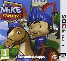 Mike Il Cavaliere E Il Grande Galoppo Nintendo 3DS IT IMPORT KOCH MEDIA