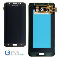SAMSUNG Display Schermo LCD Originale Per Galaxy J7 2016 J710 Touch Front Nero