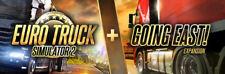 Euro Truck Simulator 2 GOLD Steam game Key  (PC/MAC/LINUX) - REGION FREE -