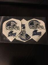 NFL Dart Flights - Standard Shape -  Carolina Panthers
