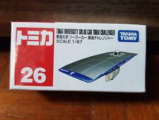 New Tomica #26 1/67 Diecast Tokai University Solar car Tokai Challenger Toy Car