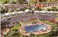 Wilmington, NORTH CAROLINA - Carolinian Motel - ROADSIDE ADVERTISING - 1967