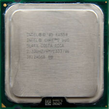 Processeur CPU Intel Core 2 Duo E6550 Socket LGA 775 - 2,33GHz - 4Mo cache (P7)