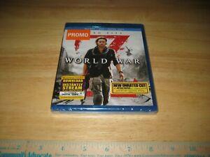 World War Z Promo Copy (Blu-ray) BRAND NEW SEALED