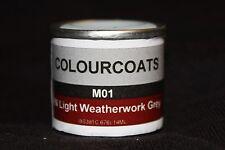 Colorcoats Modern R.N. Light Weatherwork Grey  (M01)