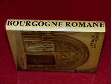 "[ZODIAQUE ART ROMAN] BOURGOGNE ROMANE Collection  ""La Nuit des Temps"".-1 1979 7e"