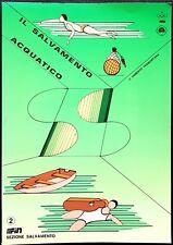 Umberto Tramontana, Il salvamento acquatico, Ed. N.E.M.I., 1993