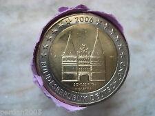 GERMANIA 2006 2 EURO SCHLESWIG-HOLSTEIN FDC ZECCA A GERMANY DEUTSCHLAND