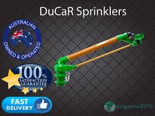 "DuCaR Green 150 - 2.5"" Inlet Full & Part Circle Gear Drive Rain Gun Sprinkler"