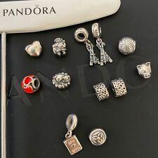 Authentic Pandora Preloved/Brandnew Charms