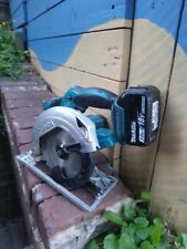 Makita DSS611 18v LXT  Circular Saw + 3.0AH Battery