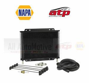 Auto Trans Oil Cooler (New) Semi-Universal Oil Cooler NAPA 17508