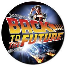 Parche imprimido, Iron on patch /Textil Sticker/ - Back to the Future, G