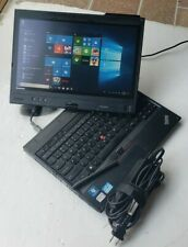 ThinkPad X230 Tablet Intel Core i7-3320M 6GB RAM 320GB HDD Multi-Touchscreen