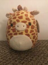New Squishmallow Gary Giraffe 8 Inch
