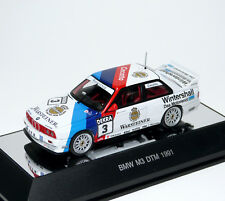 BMW M3 Sport Evolution E30 DTM 1991 no. #3 Schnitzer Cecotto AUTOart 69145 1:43