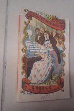 CENTO CANZONI AMOROSE ITALIANE NOBILE 1883 CANZONE MUSICA