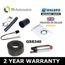 GENUINE WALBRO TIA 255 FUEL PUMP UPGRADE FOR RENAULT CLIO 1.8 16v CLIO WILLIAMS