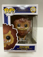 FUNKO POP! HARRY POTTER #28 ZOOWU THE CRIMES OF GRINDELWALD