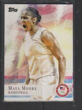 MAYA MOORE - 2012 OLYMPICS BASKETBALL  - TOPPS #60