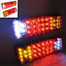2 x 24V 31 LED Hinter- Heckleuchten LKW für IVECO DAF SCANIA VOLVO MERCEDES