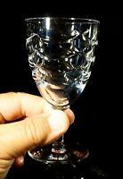 Beautiful Webb Corbet Crystal Wine Glass