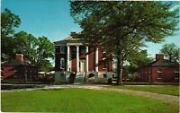 Vintage Postcard - Robert Mills Historic House And Park Columbia SC #5225