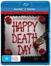Happy Death Day (Blu-ray/UV)  - BLU-RAY - NEW Region B