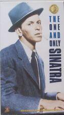 FRANK SINATRA - THE ONE AND ONLY SINATRA  - VHS