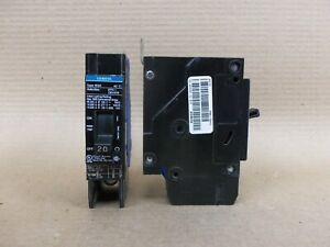 New Take Out Siemens BQD120 1 Pole 20 amp 277V Circuit Breaker
