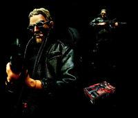 Blue Box BBi Cy Com Elite Force Carlos GI Joe Henshin Cyborg 1:6 FIGURE MIB RARE