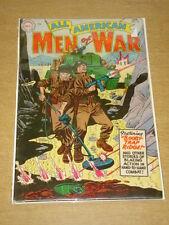 ALL AMERICAN MEN OF WAR #17 FN (6.0) DC COMICS JANUARY 1955 < **