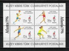 Briefmarken Olympische Spiele 1996 Zypern  postfrisch