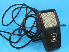 VOICE OF MUSIC VINTAGE  CERAMIC MICROPHONE HARP HARMONICA TESTED AND WORKING
