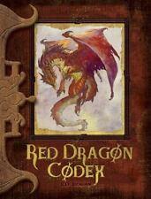 Red Dragon Codex (Deckle Edge) (The Dragon Codices)-ExLibrary
