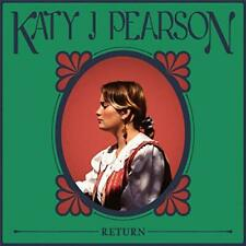 PEARSON,KATY J-RETURN CD NEW