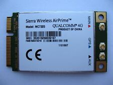 Sierra Wireless MC7305 2G 3G 4G LTE/HSPA+ module from MINI PCIE Unlocked