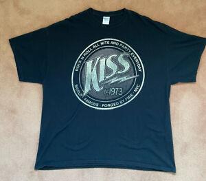 Kiss  t shirt Mens Size XXL