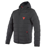 DAINESE BLACK DOWN JACKET AFTERIDE