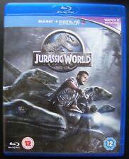 Jurassic World [Blu-ray] [2015]