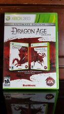 Dragon Age: Origins - Ultimate Edition (Microsoft Xbox 360, 2010) BRAND NEW