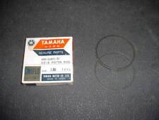 NOS Yamaha SL338 Piston Rings,  806-11601-20,  2nd Oversize